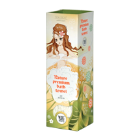 YURIMOTO NATURE PREMIUM BATH TOWEL